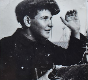 Евгений Халдей до войны