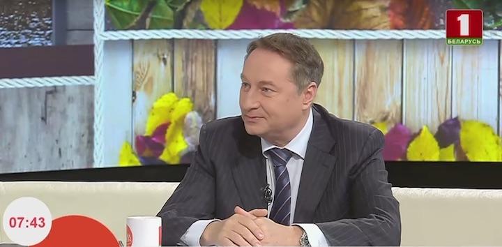 Валерий Шеховцов. Добрай ранiцы, Беларусь