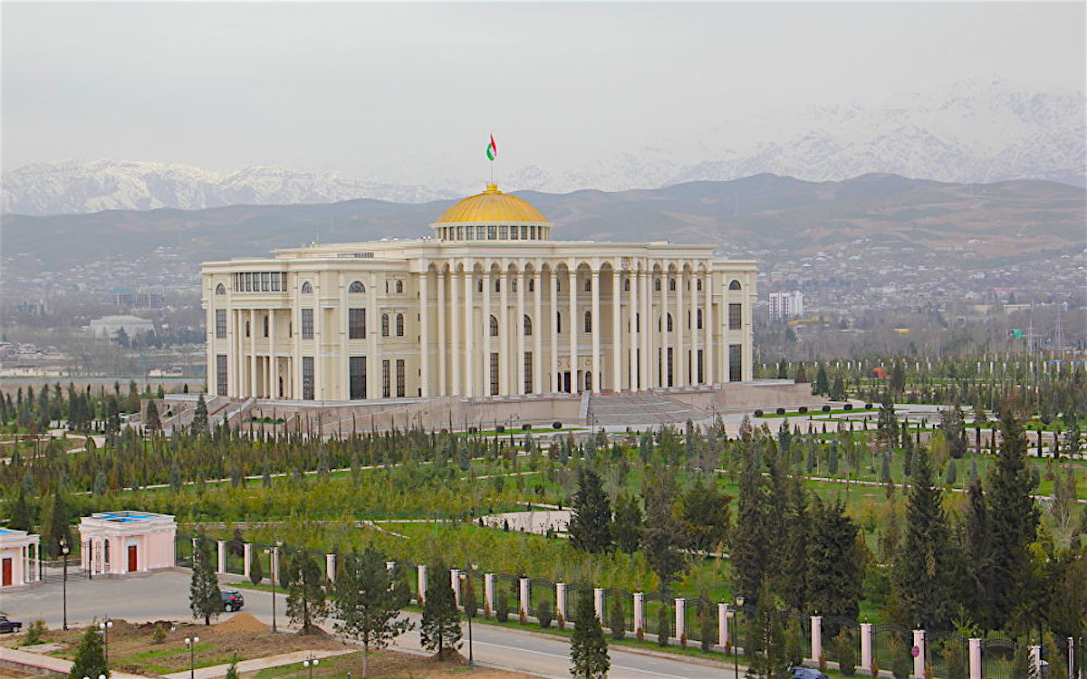 ЕАЭС + Таджикистан