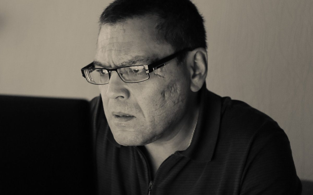 Андрей Бабицкий. Прощание с Украиной