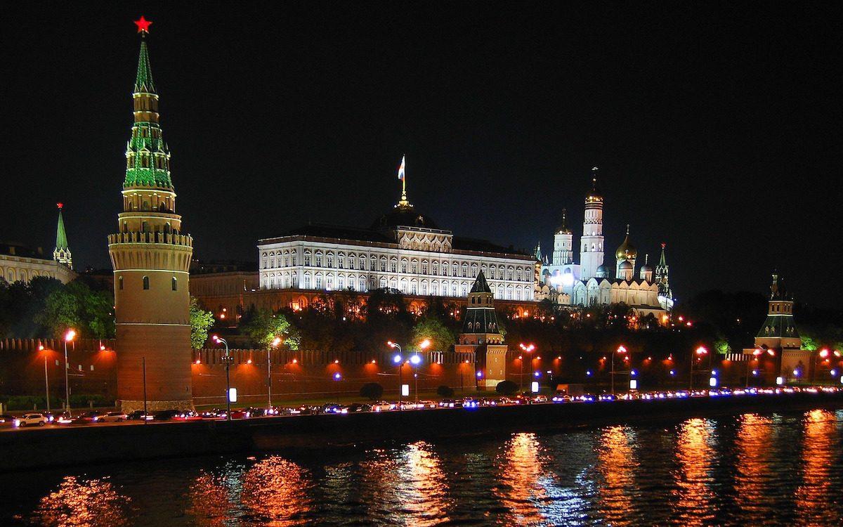 Две встречи в Москве