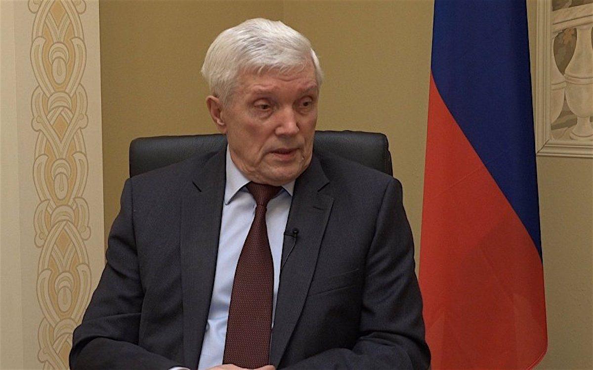 Эксклюзивное интервью посла РФ в Беларуси Александра Сурикова