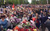 Бессмертный полк в Одессе