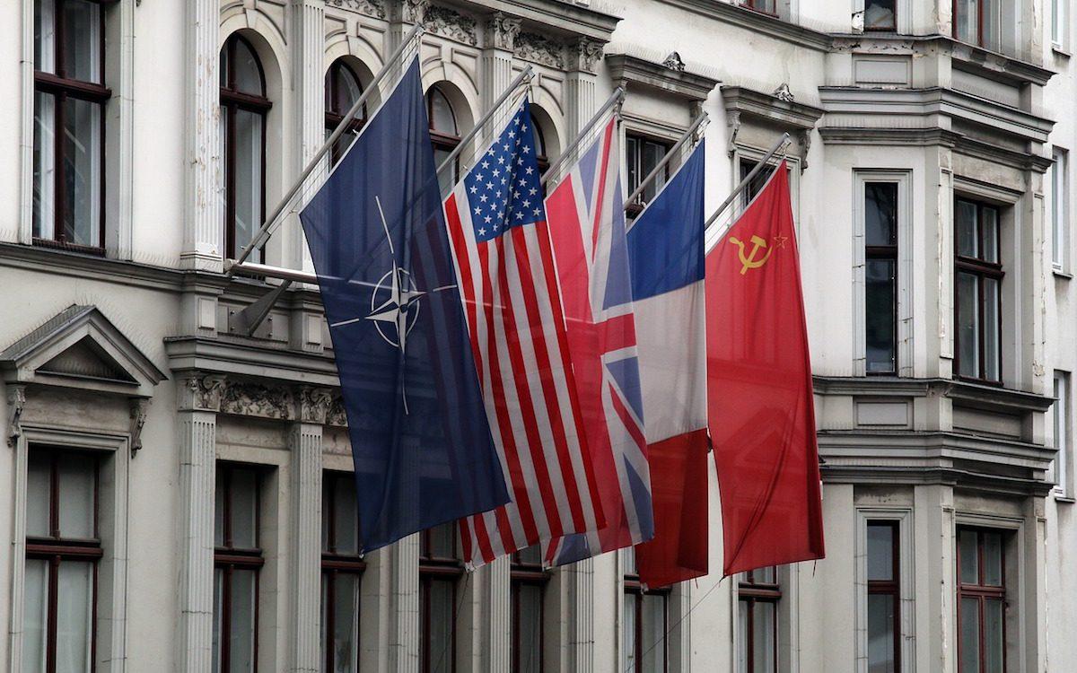 НАТО отпразднует День Победы в Риге?