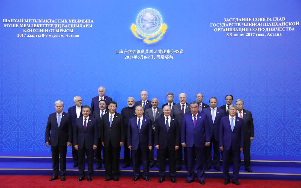 Большая Шанхайская восьмёрка