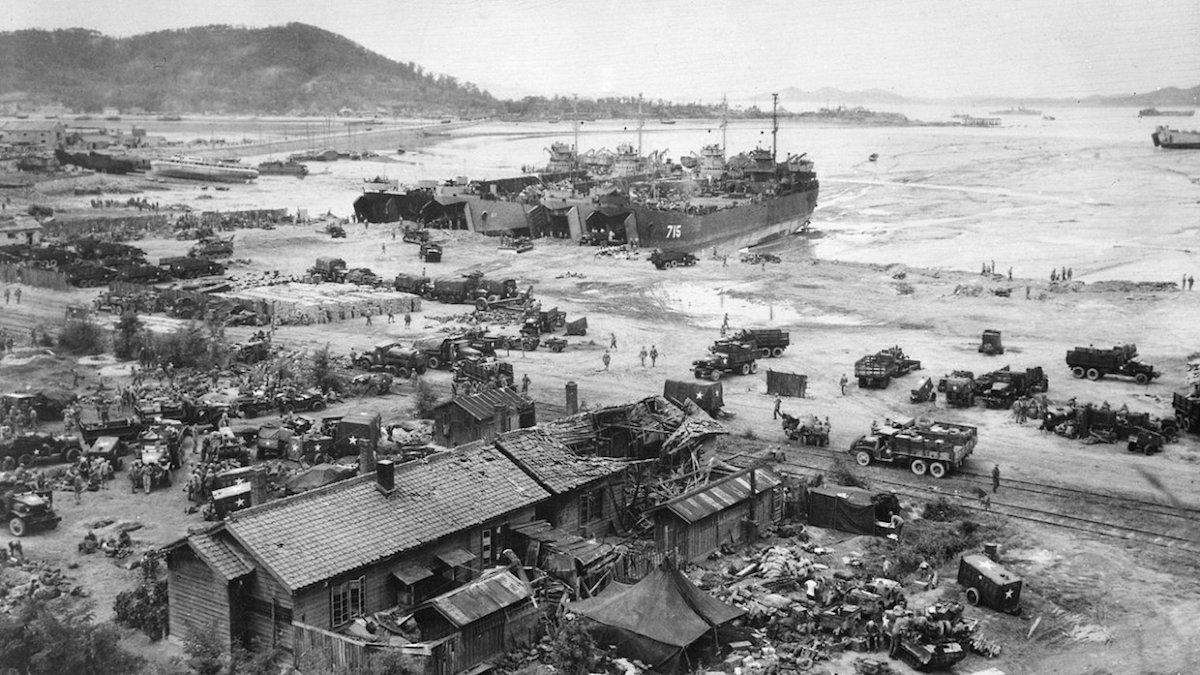 Война на Корейском полуострове
