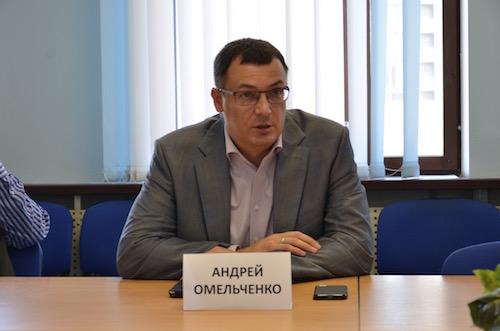 Aндрей Омельченко