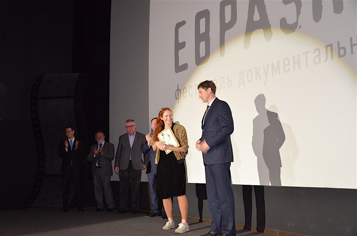 Екатерина Суворова. Автор фильма «Завтра море».