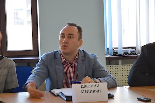 Джонни Меликян