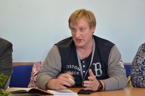 Олег Беседин
