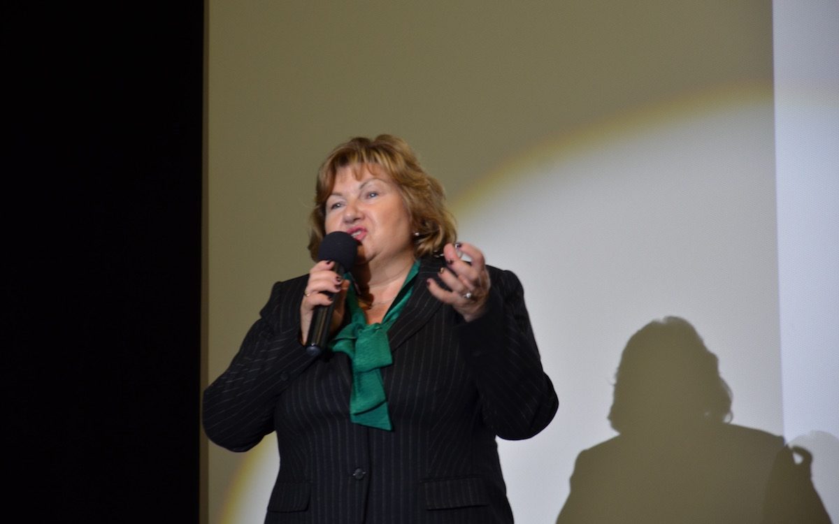 Лилия Ананич — Министр информации Республики Беларусь