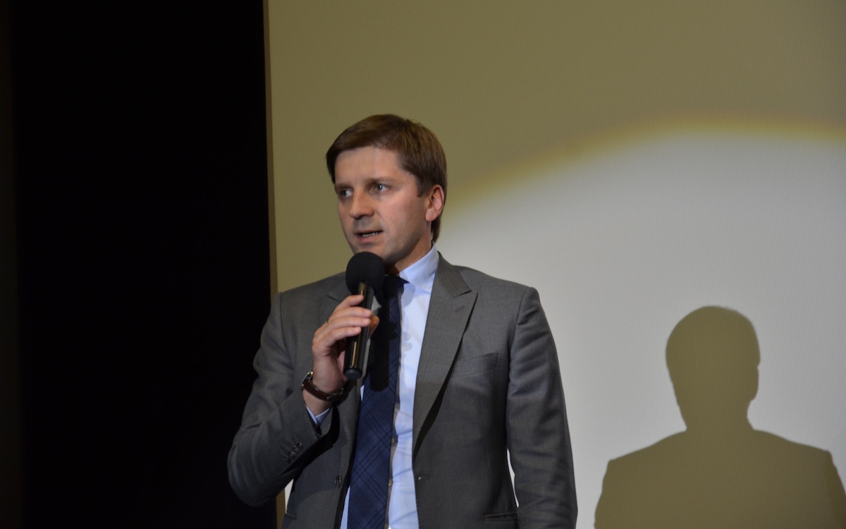 Иван Эйсмонт — заместитель Председателя Национальной государственной телерадиокомпании Республики Беларусь