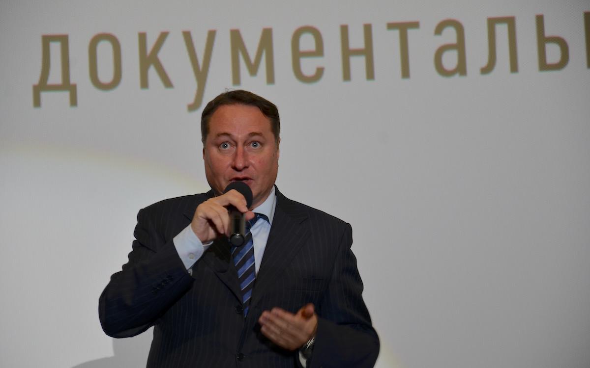 Валерий Шеховцов — Директор Фестиваля «Евразия.DOC»