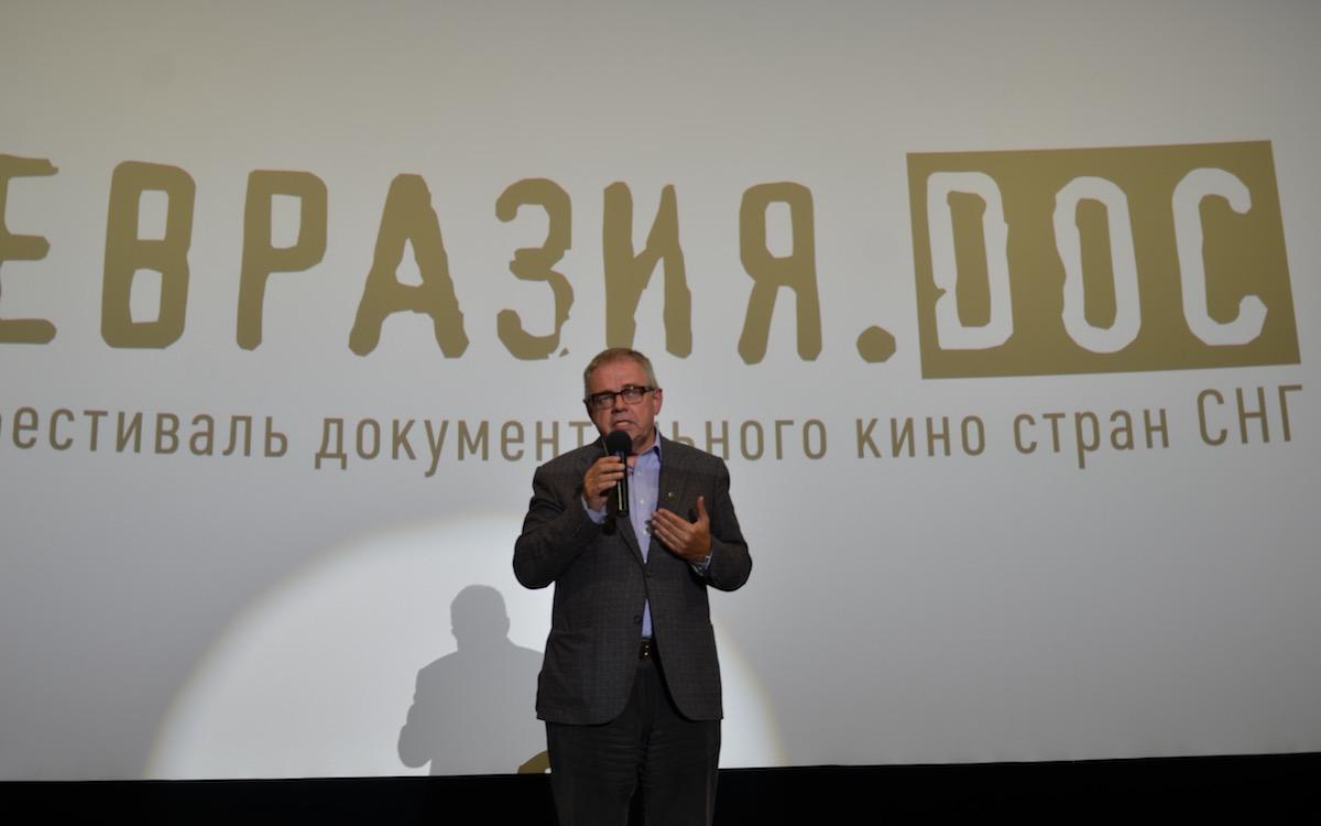 Владимир Мамонтов — Председатель Совета директоров ИД «Комсомольская правда»