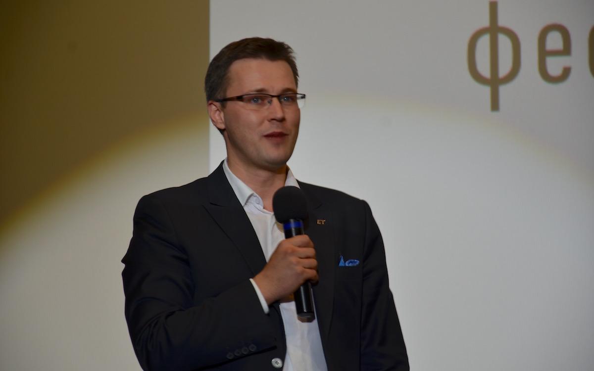Андрей Кривошеев — Секретарь Белорусского Союза Журналистов