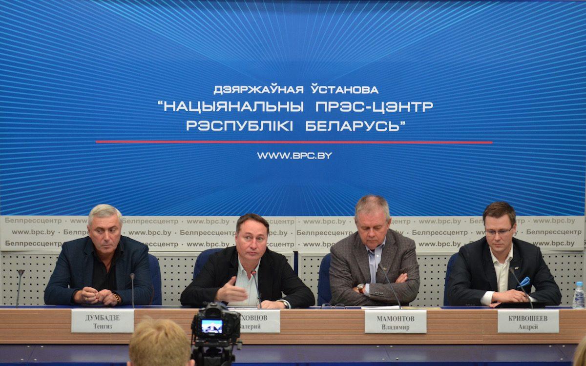 «Евразия.DOC». Пресс-конференция, посвящённая открытию Фестиваля