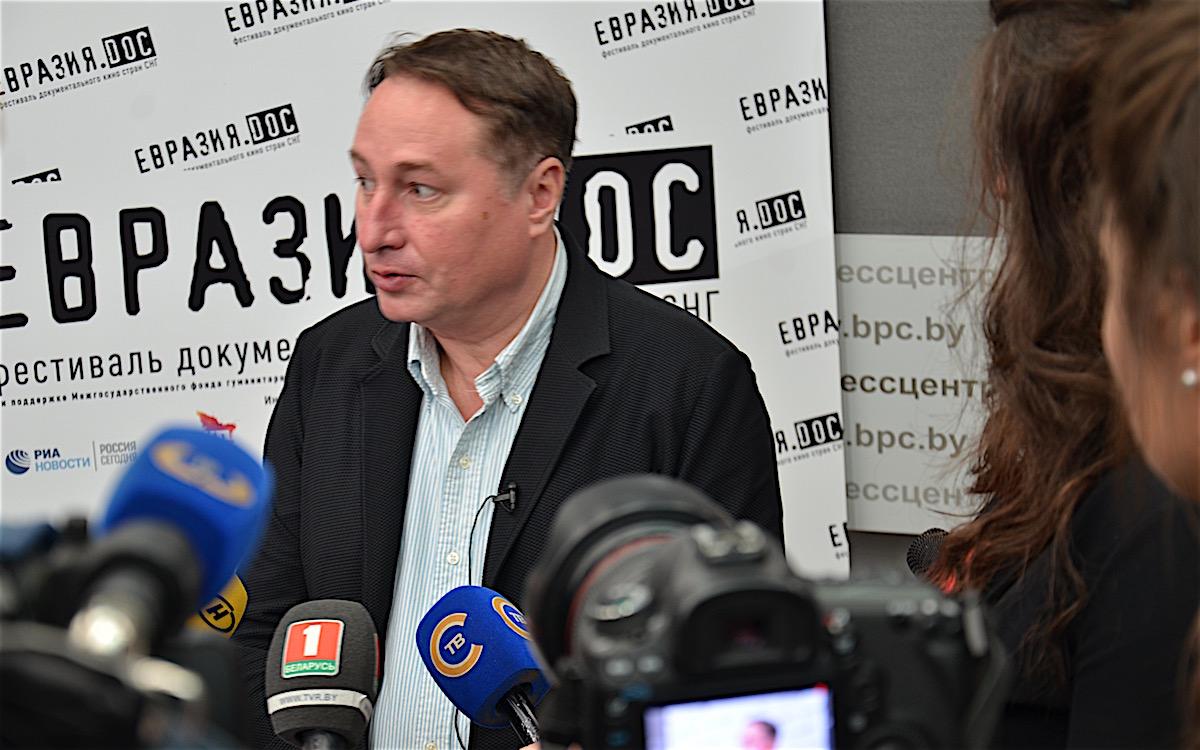 Валерий Шеховцов. «Евразия.DOC»