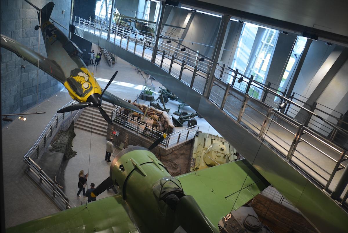 Белоруссккий Государственный музей истории Великой Отечественной войны