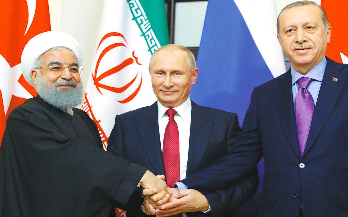 Сирийский саммит в Сочи