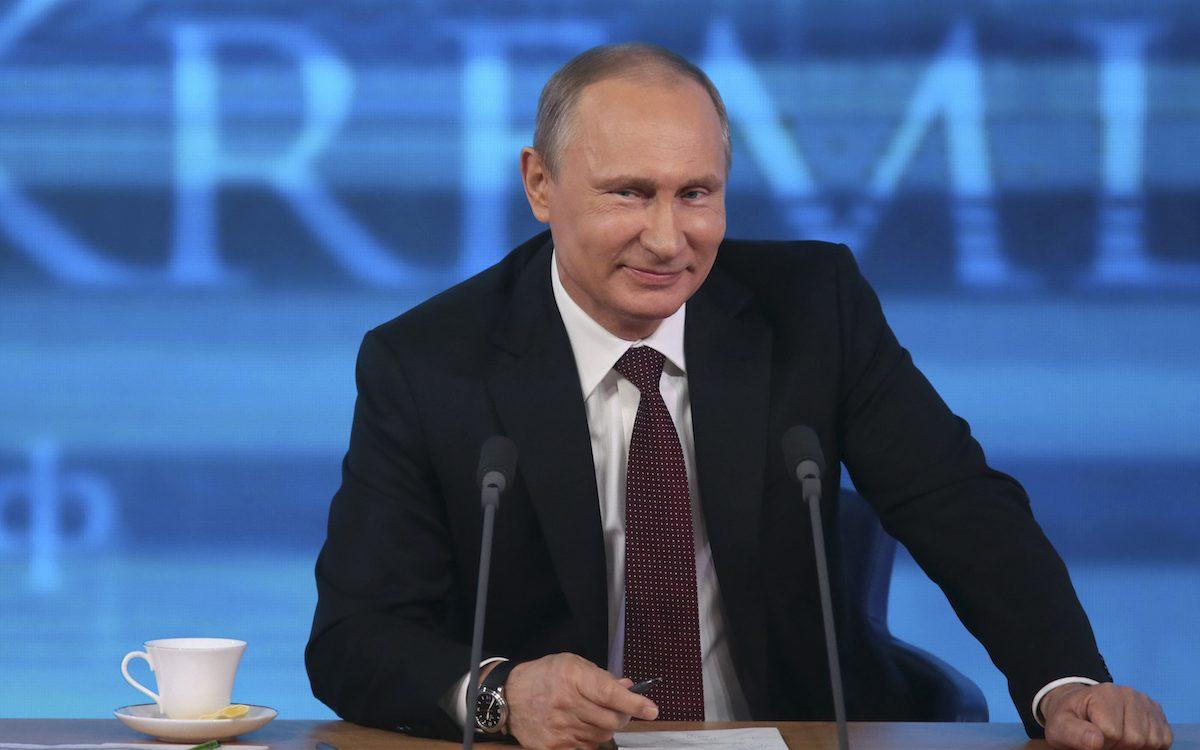 Путин разбудил Америку