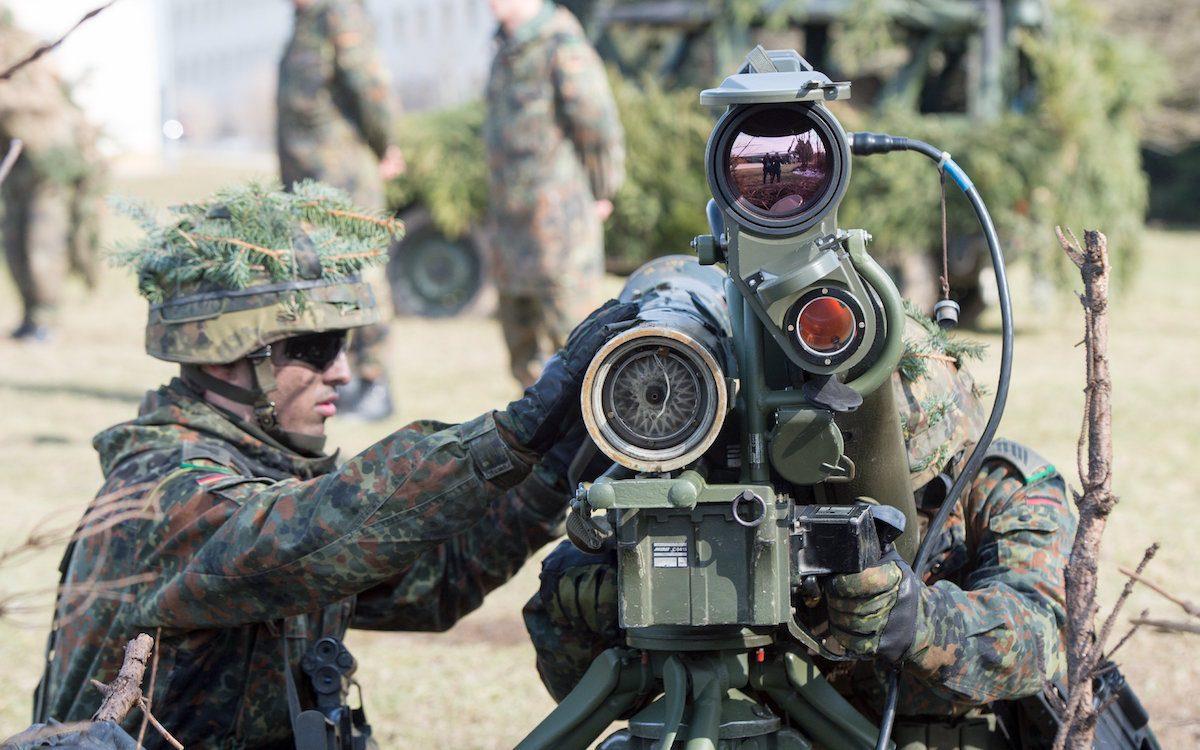 НАТО на Восток