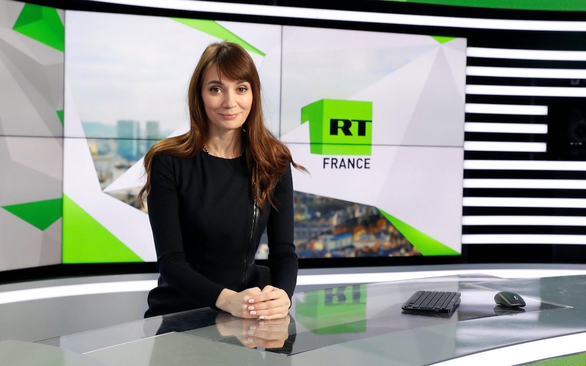 Руководитель RT France Ксения Фёдорова