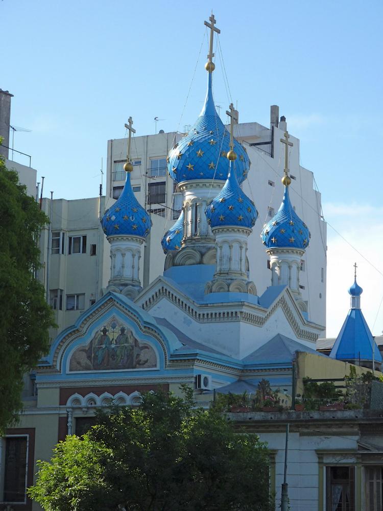 Собор Святой Троицы — православный храм в Буэнос-Айресе