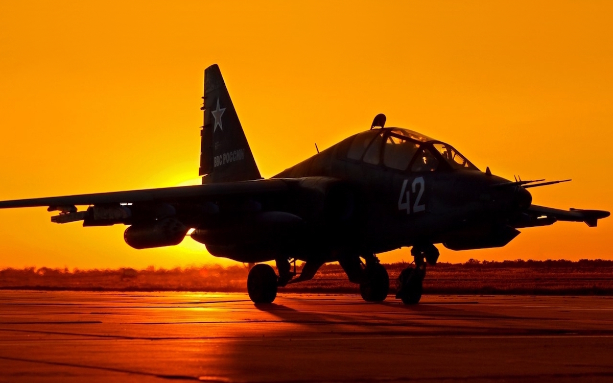 Как России реагировать на сбитый Су-25?
