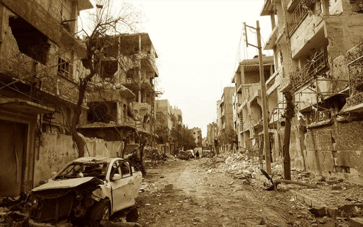Ближний Восток полыхает