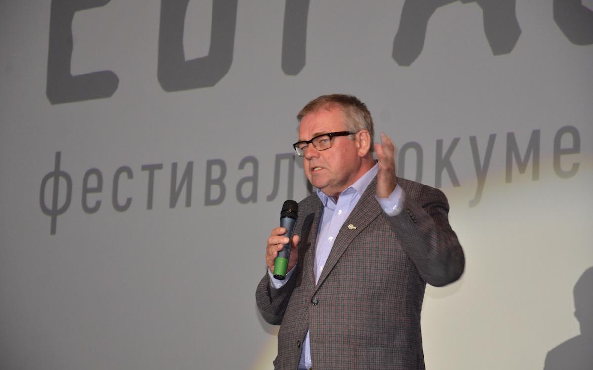 Владимир Мамонтов. О жизни, политике и документальном кино