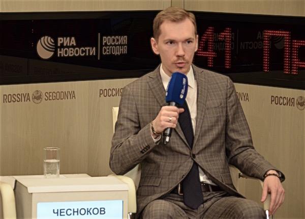 Эдвард Чесноков