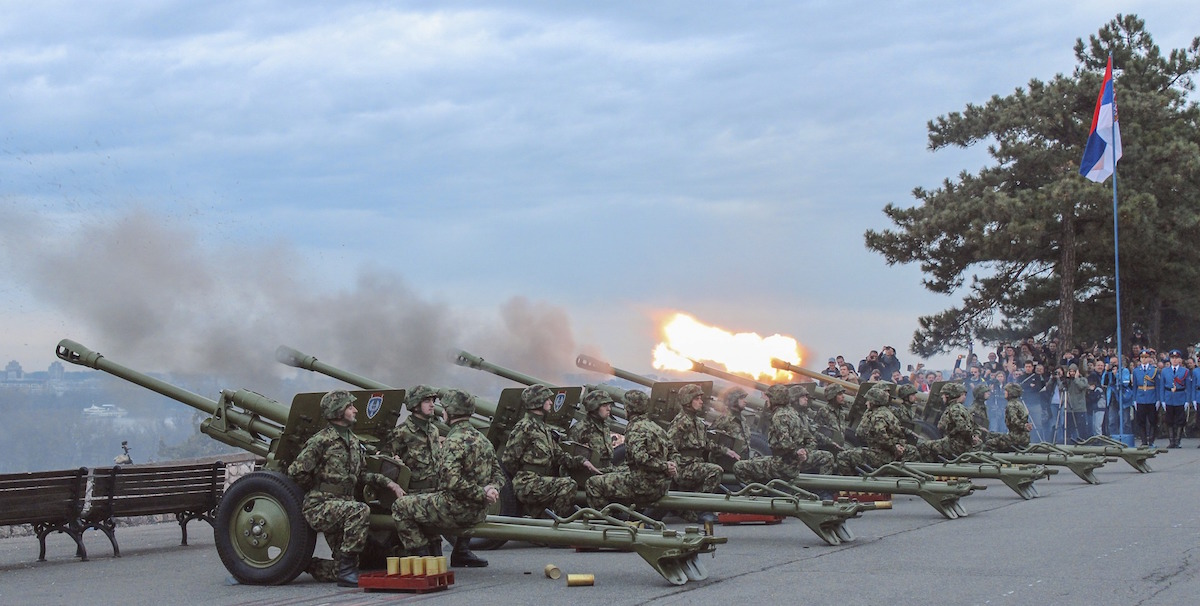 Сербия: НАТО или ОДКБ?