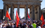 «Бессмертный полк» дошёл до Берлина