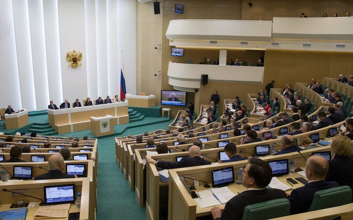 Консенсус в Российском парламенте