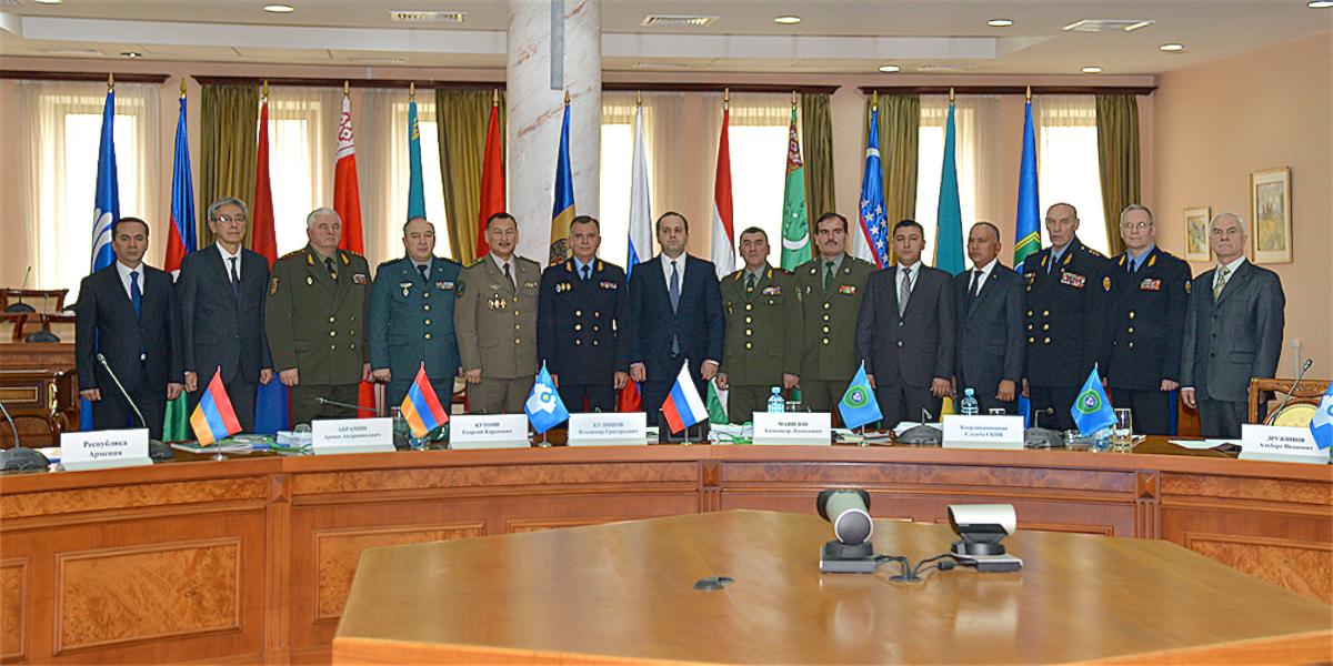 Совет командующих Пограничными войсками (СКПВ) стран СНГ