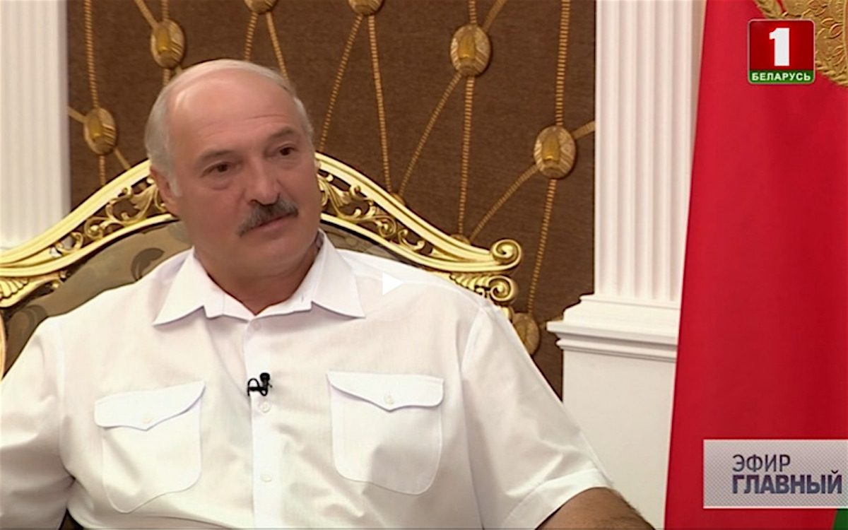 Лукашенко проанализировал встречу с президентом России в Сочи