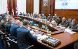 Совещание начальников генеральных штабов вооруженных сил государств-членов ШОС. Москва 2018