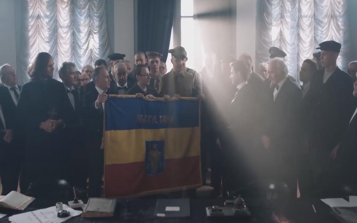 Кадр из фильма «История Молдовы»