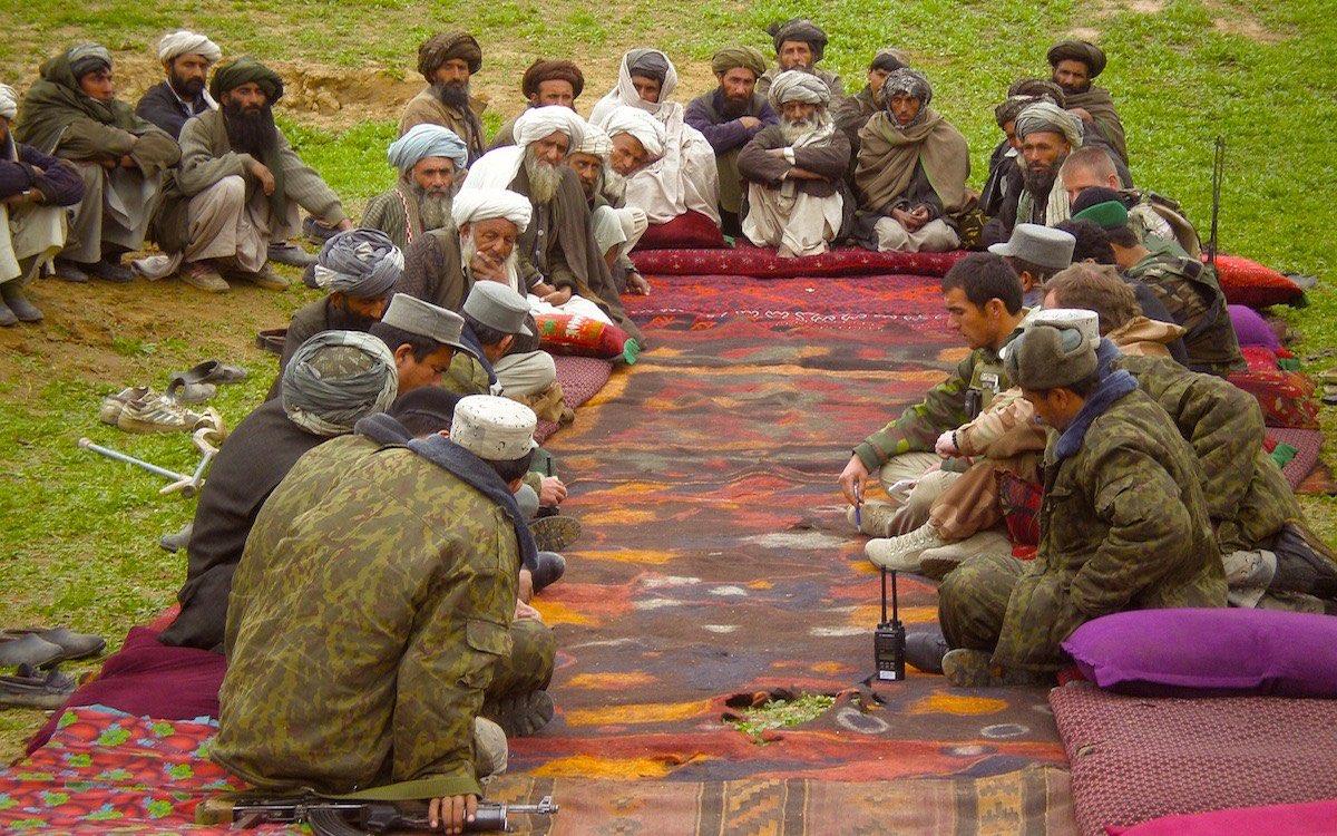 Афганистан. Неуправляемый хаос