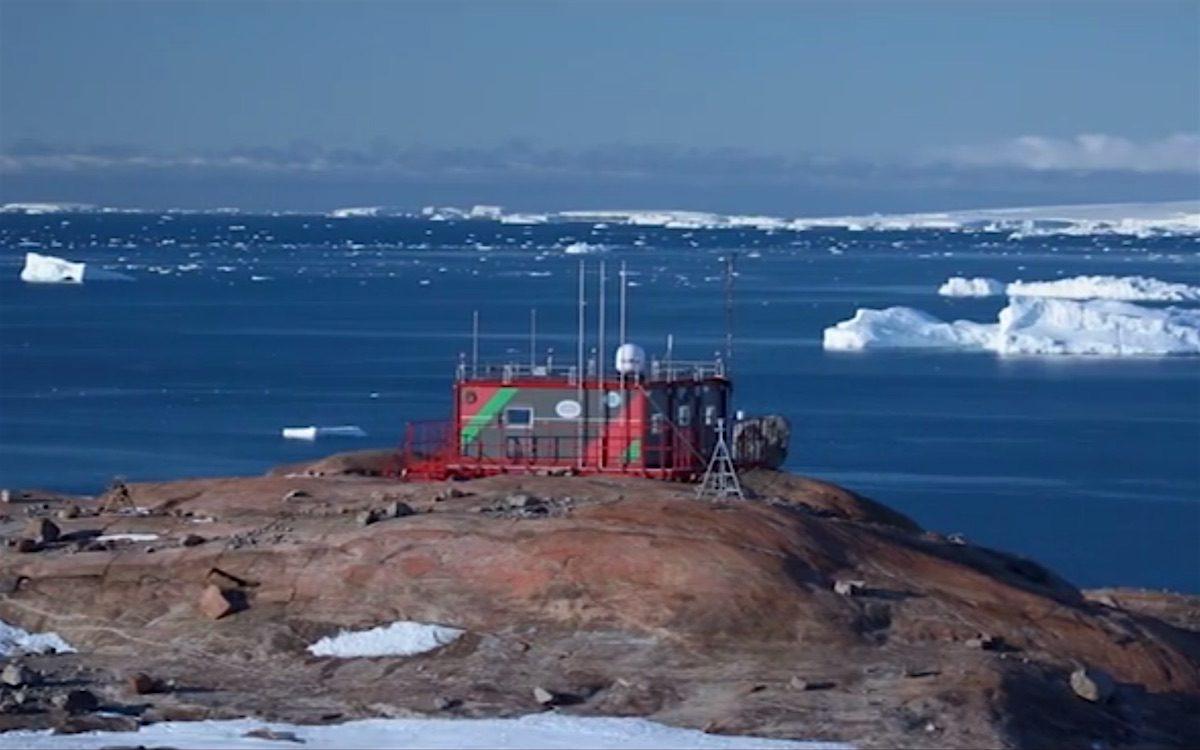 «Антарктида. На край света»
