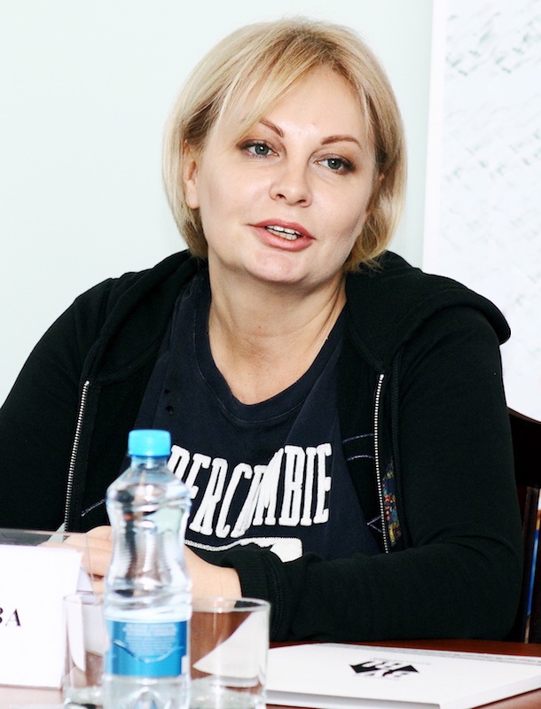 Ольга Курлаева