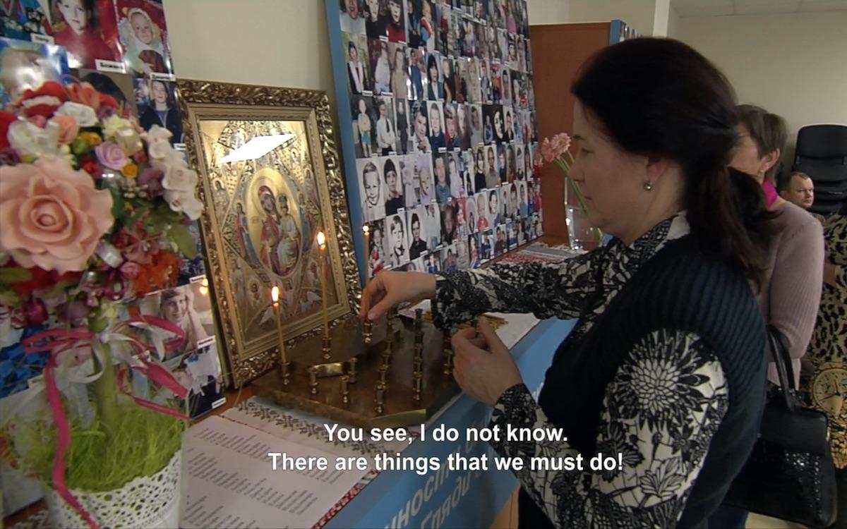 Кадр из фильма «Чужое и своё»