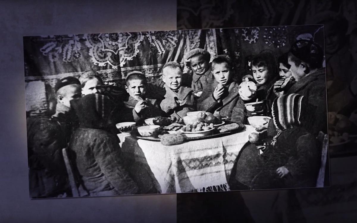Кадр из фильма «Большое сердце Ташкента»