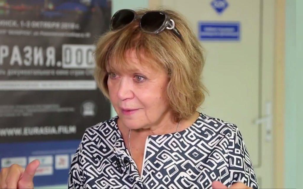 Лариса Кривцова