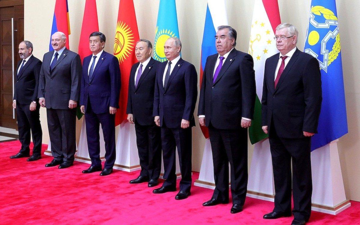 «Большой» саммит ОДКБ