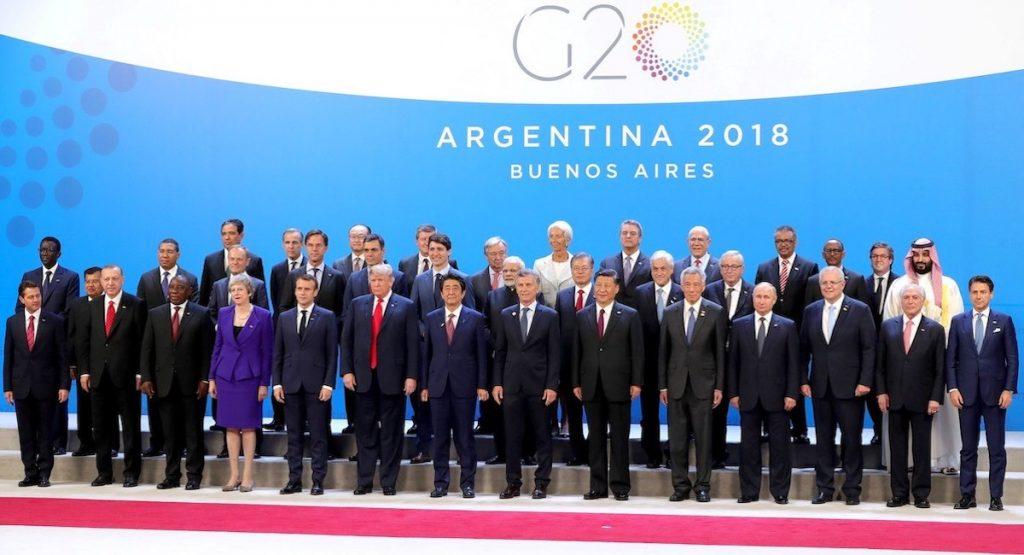 G20. Буэнос-Айрес