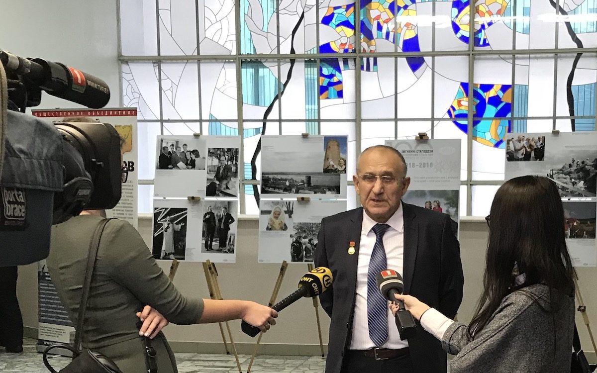 Белорусский союз журналистов отметил свой 60-ти летний юбилей