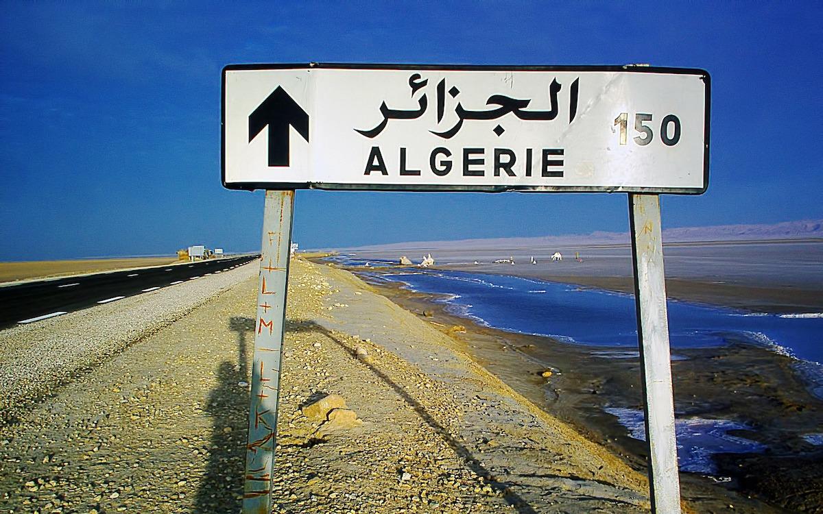 На Алжир не хватает сил