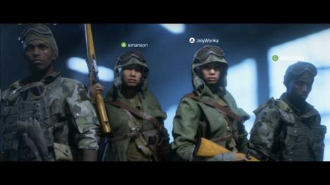 Скриншот из игры Battlefield V: герои Второй мировой войны глазами шведских разработчиков видеоигр из студии DICE.
