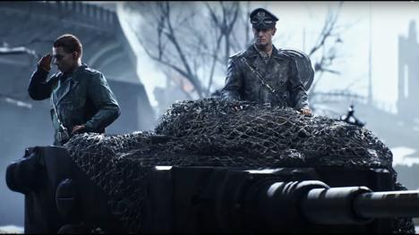 В завершающей главе своего творения разработчики Battlefield V предлагают игрокам повоевать на стороне фашистской Германии и проникнуться нелёгкой участью командира танка «Тигр».